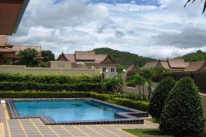 Pranburi House A4 054 Pool